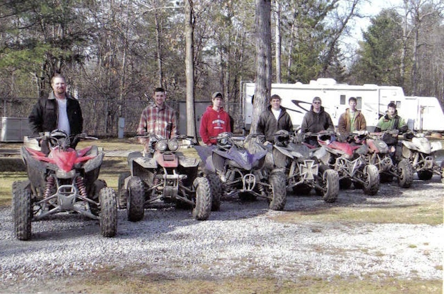 ATVs - Click on this photo to see a larger photo